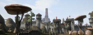 The Elder Scrolls 3 - Morrowind: Riesige Mod erweitert den Klassiker um die gesamte Provinz