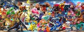 Vorschauen: Das größte Smash-Turnier aller Zeiten