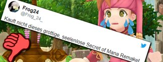"Panorama: Die Reaktionen der Community auf das ""Secret of Mana""-Remake"