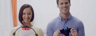 Nintendo Switch | Der neue Controller hat einen Namen und ein dazugehöriges Spiel