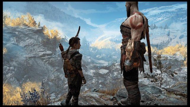 God of War: Update mit dem Fotomodus steht bereit