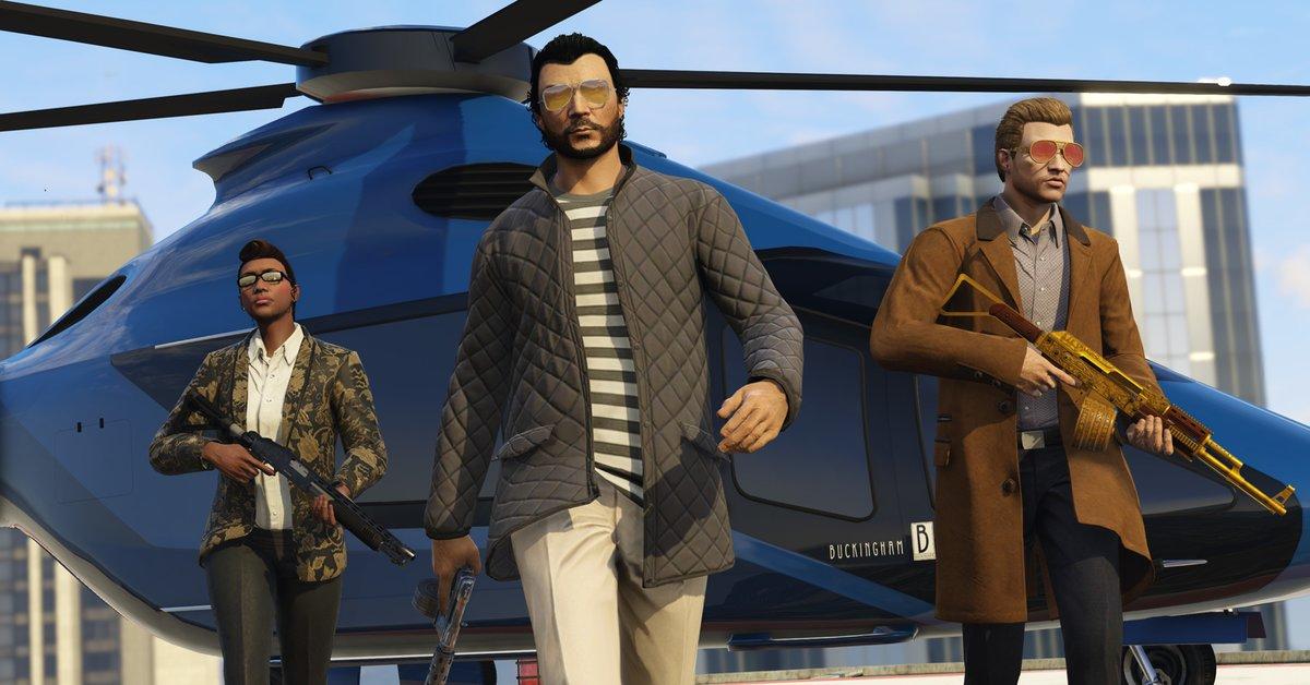 News | GTA Online: Mehr Geld, mehr RP und diverse Rabatte