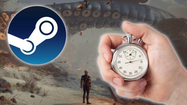 Ein Top-Seller auf Steam dauert nur sieben Minuten. Bildquelle: Getty Images/ Stepan_Bormotov
