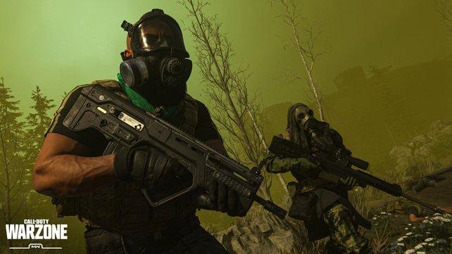 Wohin geht die Reise von Call of Duty? Aktuell lässt Activision die Community rätseln.