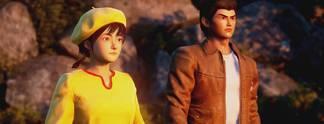 """Shenmue 3: Erster Trailer sieht """"etwas speziell"""" aus"""