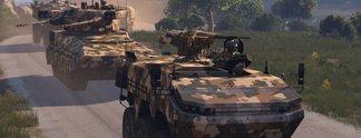 Arma 3: Russischer Fernsehsender nutzt Spielszenen für Kriegsbericht