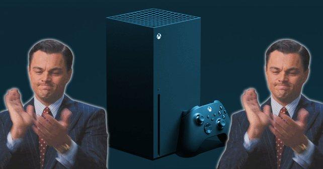 Ein Spieler hat eine noble Tat begangen: Um jemand anderem eine Freude zu machen, hat er auf seine Xbox Series X verzichtet.