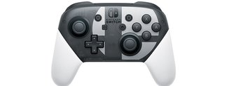 Smash Bros.: Nintendo veröffentlicht limitierten Switch-Controller