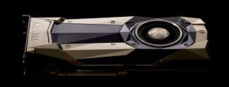 """Nvidias neue """"schnellste PC-Grafikkarte der Welt"""" kostet mehr als 3.000 Euro"""