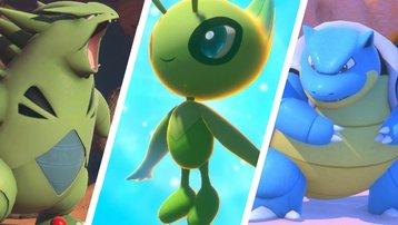 <span>New Pokémon Snap:</span> Kompletter Fotodex mit allen 214 Taschenmonstern