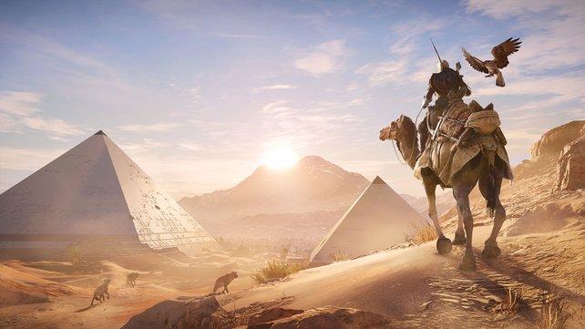 Auch im Kosmos der Videospiele ist Platz für die Antike.