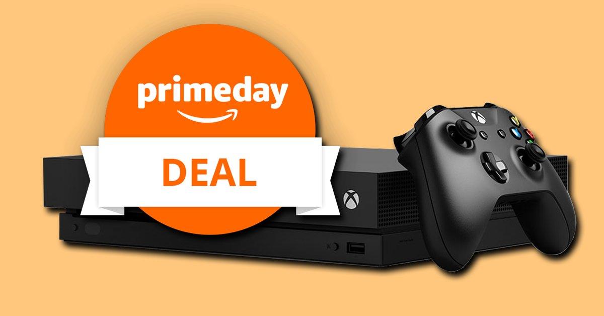 Xbox One: Konsolen-Bundle und Top-Spiele am Prime Day im Angebot