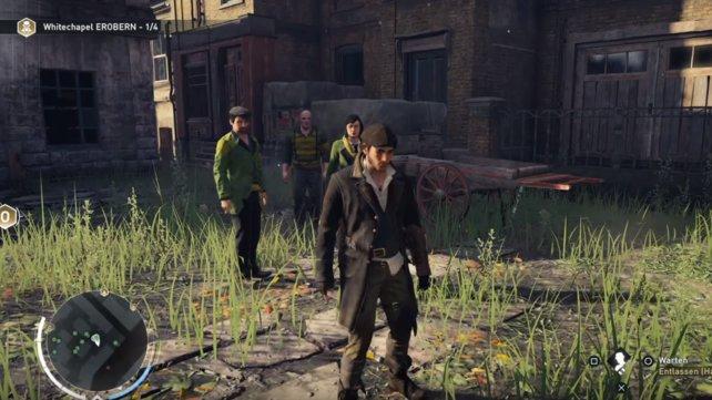 Jacob bereitet sich und seine Leute vor!