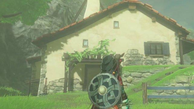 Willkommen in der Casa de Link.