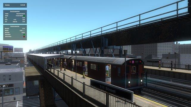 Teil 4 simuliert nicht nur U-Bahn-Linien in New York, sondern auch den Berufsalltag.