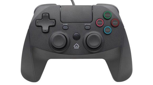 Der günstige Ps4-Controller Snakebyte Game:Pad 4 S ist was für Schnäppchenjäger.