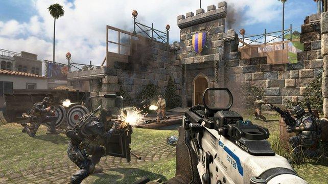 Länger als fünf Tage Call of Duty - Black Ops 2 - ist das noch Spaß oder eine Qual.