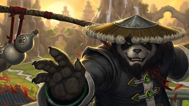 Dank der Taverne könnt ihr sogar mit einem trinkfesten Kung Fu Panda in den Krieg ziehen.