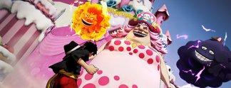 One Piece: Pirate Warriors 4 | Gear 4 und zerstörbare Umgebung erweitern die Reihe