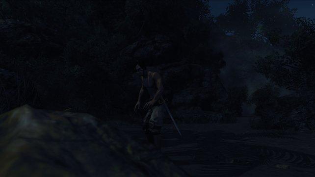 In der Nacht kommt ihr hinter Meeks Geheimnis.