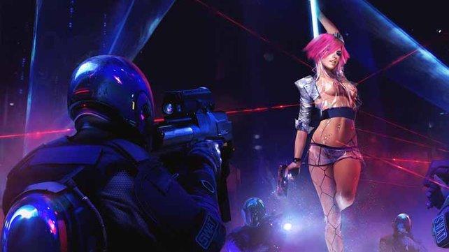 Wird die Hauptfigur in Cyberpunk 2077 frei zu gestalten sein?