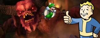 10 günstige Amazon-Angebote im Juni - Von Doom bis Super Mario