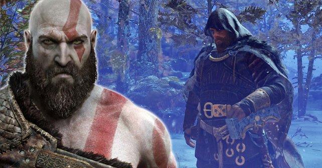 In God of War: Ragnarök wird Kratos auf Thor treffen.