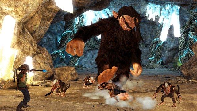 """Vergesst Otto. Der Troll tanzt gerne den """"One Hit Kill""""-Tanz. Genau genommen ... vergesst auch den Troll sowie das ganze Spiel."""