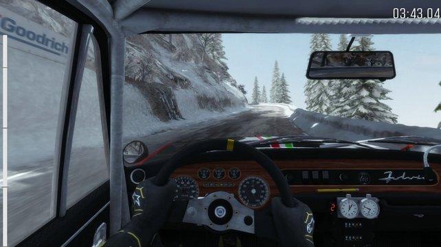 Was sich hinter der nächsten Kurve verbirgt? Der Beifahrer verrät es euch!