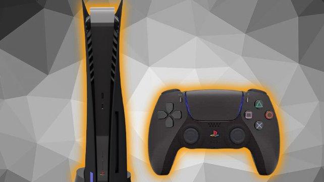 Die schwarze PS5 wird fürs Erste nicht verkauft.