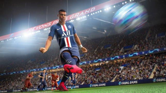 Kylian Mbappé ist mit dabei: FIFA 21 erscheint im Oktober 2020