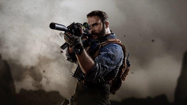 Call of Duty: Modern Warfare - jetzt Gratis-Theme abgreifen.