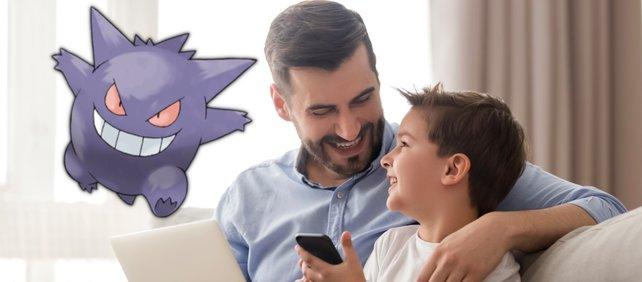 """Ein Vater wendet sich mit einer Bitte an die Pokémon-Community. Und seine Erwartungen werden übertroffen. Bildquelle: Getty Images / fizkes """"Pokémon"""""""