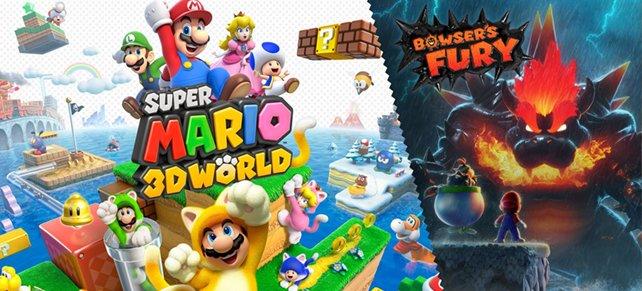 """Das letzte große """"Wii U""""-Spiel erscheint endlich auf Nintendo Switch. Bowser's Fury gibt es als Bonus dazu, aber taugt es auch was?"""
