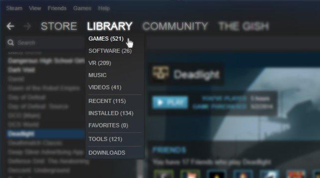 Steam: Vom PC-Markt kaum noch wegzudenken.