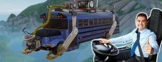 Fortnite: Bedankt euch ab sofort beim Busfahrer