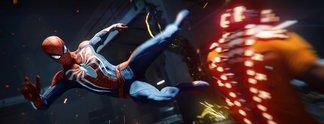 Spider-Man: Actionreiche Gameplay-Demo von der E3 2018