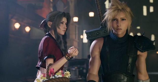 Das Final Fantasy 7: Remake erscheint im April für die PlayStation 4. Möglicherweise erfolgt später eine Umsetzung für die PS5.