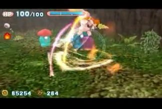 Gurumin  A Monstrous Adventure USA Trailer