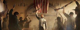 Panorama: Ubisoft macht sich über eigene Spielmechanik lustig
