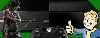 Deals: Schnäppchen des Tages: Xbox One mit 1 TB Speicher und 2 mal Tomb Raider oder Fallout für 399 Euro