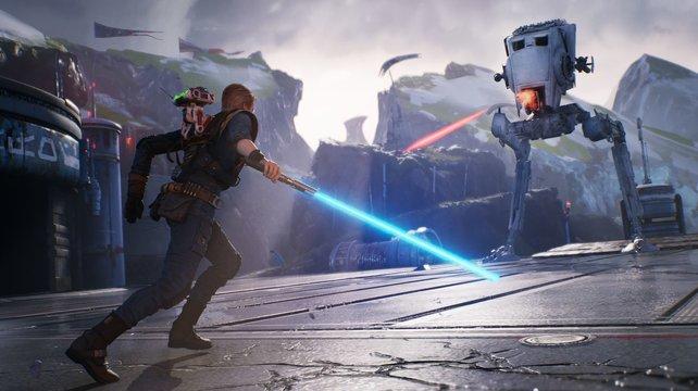 Spiele wie Star Wars Jedi: Fallen sind derzeit auf Steam und Origin stark reduziert.