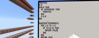 Minecraft: So programmiert ihr im Spiel mit BASIC