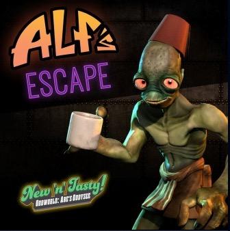 Oddworld - Alf's Escape