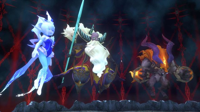 Shiva, Ramuh und Ifrit - Auch mit diesen drei mächtigen Kreaturen gibt es ein Wiedersehen.