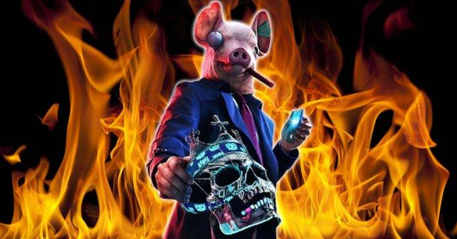 Watch Dogs: Legion - So ganz rund läuft das Hacker-Abenteuer noch nicht. Bildquelle: Getty Images / Pleasureofart.