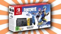 """<span>Switch-Bundle:</span> """"Nintendo Switch Fortnite""""-Edition jetzt bei Saturn erhältlich"""