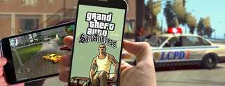 Specials: Die 5 besten GTA-Spiele für euer Smartphone