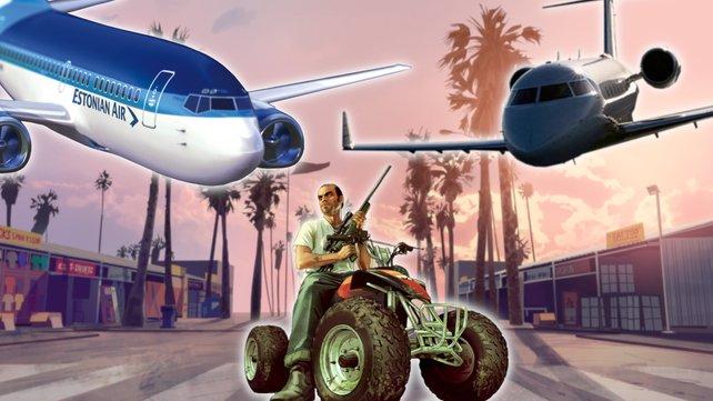 Ein Streamer kämpft in GTA 5 gegen seine Zuschauer.