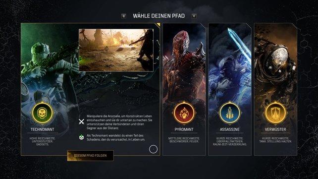 Der Technomant bietet sich für Solo-Spieler und Einsteiger an.